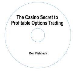 The Casino Secret to Profitable Options Trading (DVD)