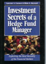 Investment Secrets Of A Hedge Fund Manager