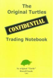 The Original Turtles Confidential Notebook