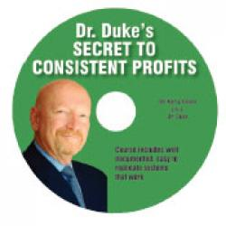 Dr. Duke's Secret to Consistent Profits DVD Course