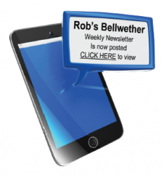 Rob's Bellwether Newsletter