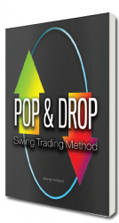 Pop & Drop Swing Trading Method with Chatroom